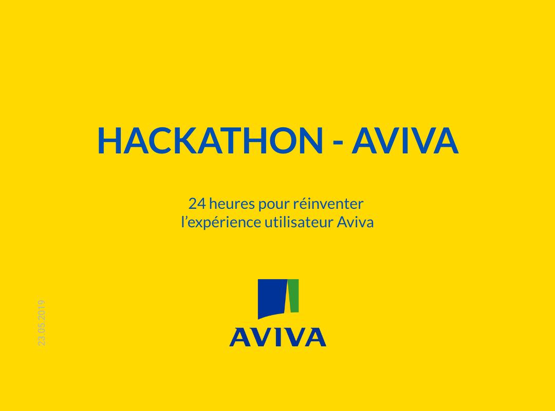 Projet Hackathon Aviva