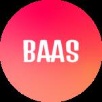 logo BAAS par la graphiste clémentine cahard